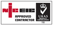 NICEIC - Approved Contractor - UKAS
